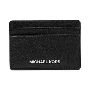 Michael Kors Accessories - Michael Kors Money Pieces Leather Card Holder